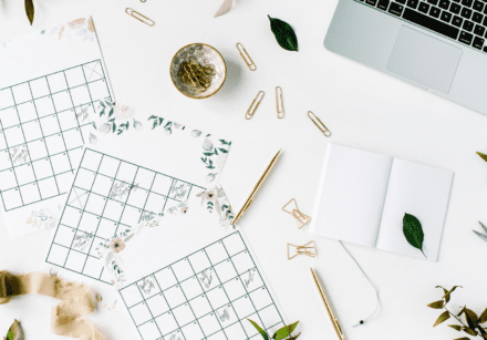 content planning materials